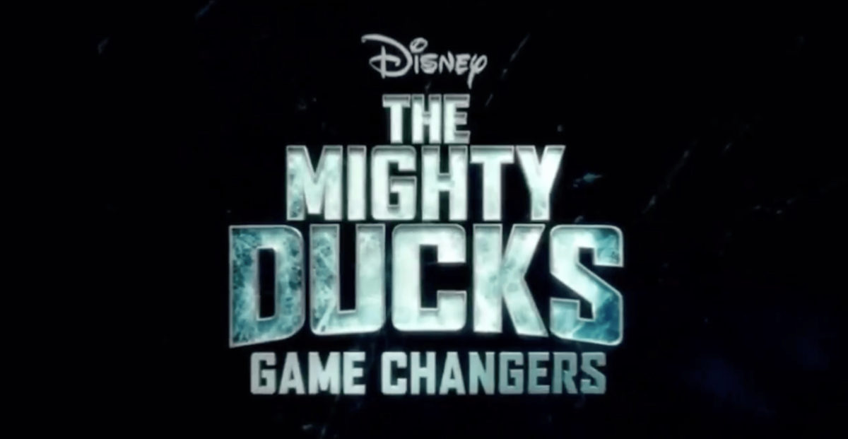 mighty ducks game changers logo