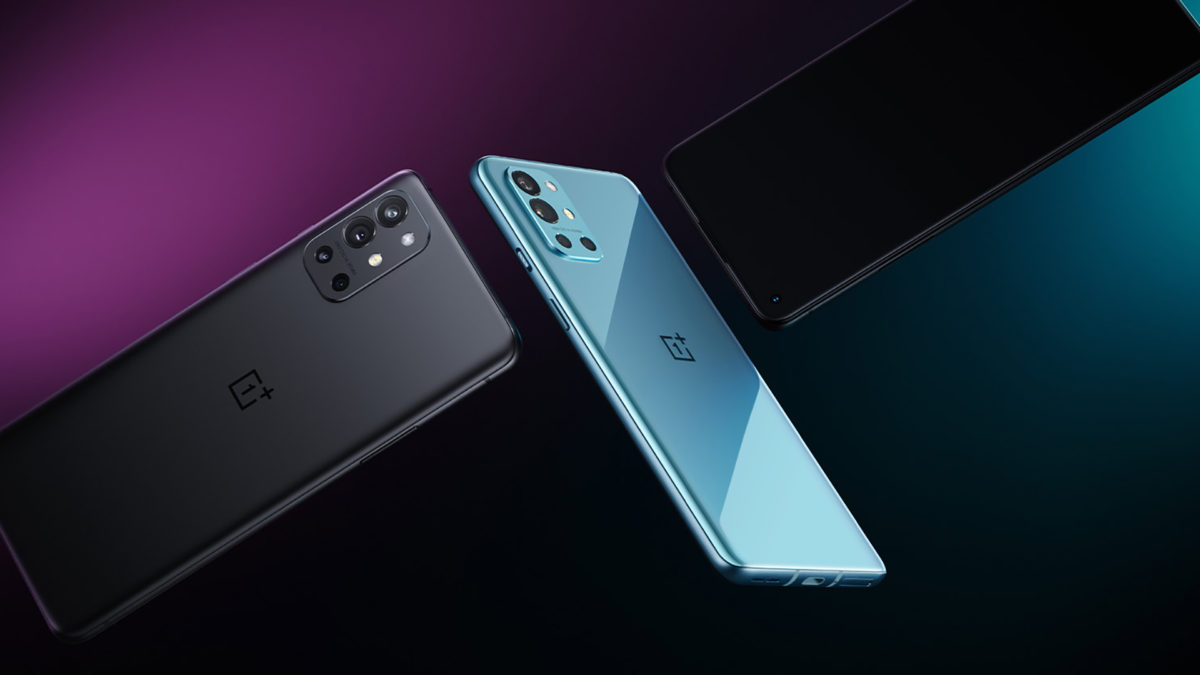 OnePlus 9R Official