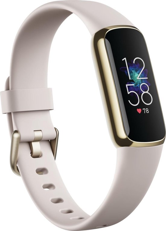 Fitbit Luxe - Activity Tracker dames - Wit